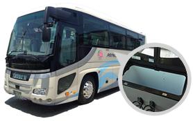 リフト付き福祉バス